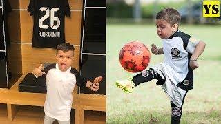 Future Football Legend - Marco Antonio 6 years old | Yurich SPORT
