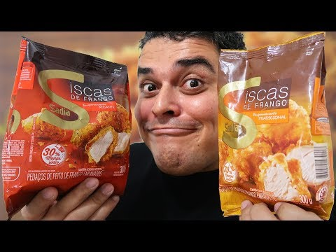 ISCAS DE FRANGO SADIA thumbnail
