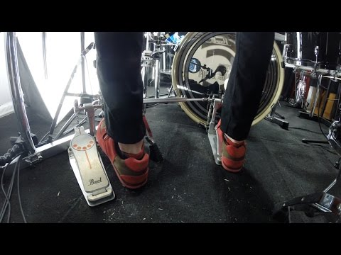 Drumming Shoes? What are they? The Vratim Drum Shoe