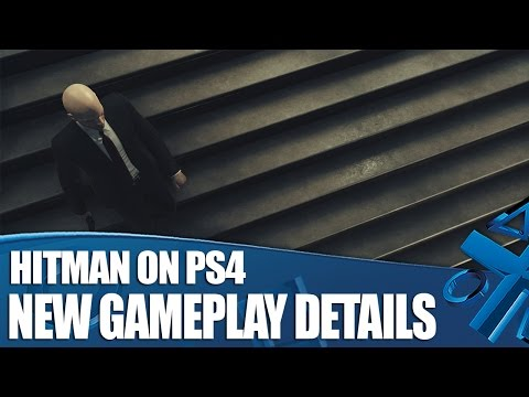 Hitman on PS4: New Gameplay Details