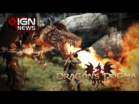 Capcom Announces Dragon's Dogma Online - IGN News