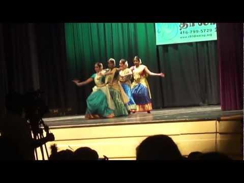 Bharatanatyam Fusion Dance!