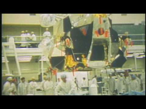 NEIL ARMSTRONG'S LUNAR LANDER TRAINER ACCIDENT