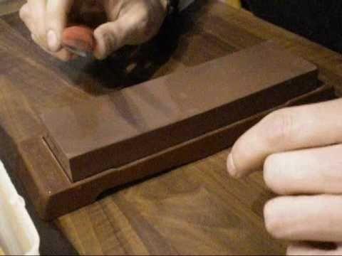 skandinavische messer sch rfen und polieren youtube. Black Bedroom Furniture Sets. Home Design Ideas