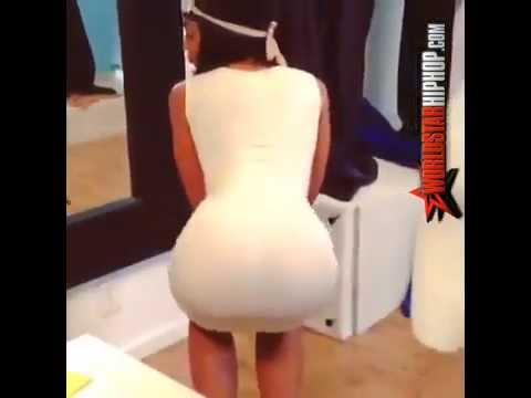 Ashanti u0027s Twerk Video! Original Video) thumbnail