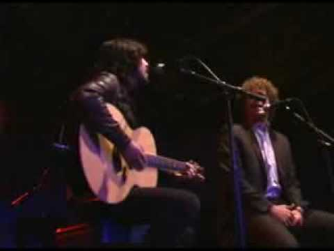 "Will Ferrell and Dave Grohl duet- ""Leather and Lace"" live"