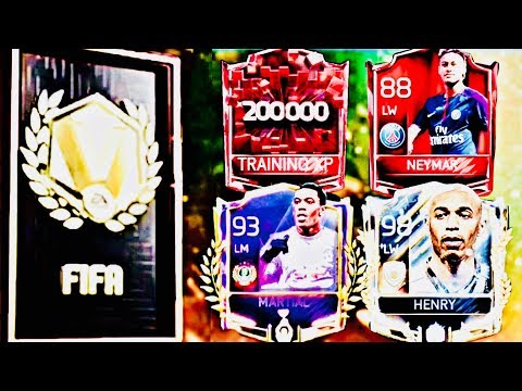 GREATEST CHAMPION REWARDS OPENING  -Biggest Masters,Program Legends,Prime Icon Henry in fifa mobile