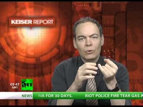 Keiser Report: Where Money Goes To Die (E317)