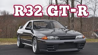 1990 Nissan Skyline R32 GTR: Regular Car Reviews