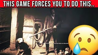 10 Games That FORCED You To Do VERY BAD Things | Chaos