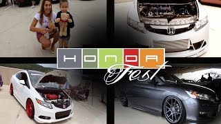 Honda Fest 2014 (Part 1) | Sponsored by Herb Chambers Honda ©