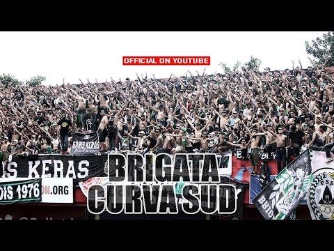 Brigata Curva Sud: Versus AREMA (21.02.16) #INVASIBALI