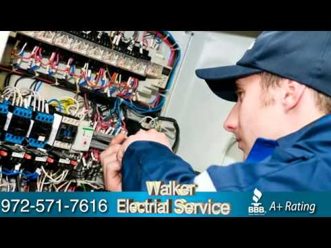 Walker Electrical Service | Residential, Commercial & Industrial Electrical Services in Dallas, TX