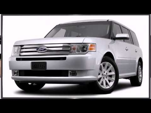 2012 Ford Flex Video