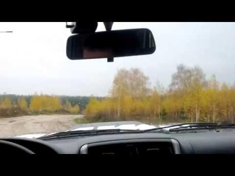 Suzuki Jimny off-road test drive