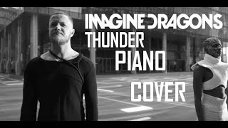 Download Lagu Imagine Dragons - Thunder ( Piano Cover) Gratis STAFABAND
