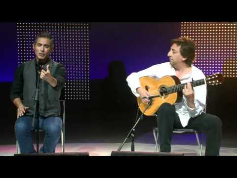 Pitingo y Juan Carmona. Se te vuelvan enemigos
