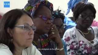 Ndèye Lucie Cissé : ''Le militantisme pour la parité au Sénégal est un sport de combat au Sénégal''