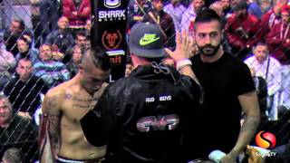 MIX FIGHT EVENTS - ABEL PALAO vs DANIEL BAREZ