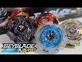 Beyblade Review - B-98 God Customize Set [Beyblade Burst God/Evolution]
