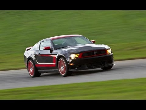 Laguna Seca Mustang on Video 2012 Mustang Boss 302 Laps Laguna Seca 2012 Mustang Boss 302