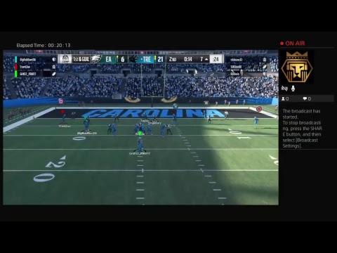 Madden NFL 18 squads game