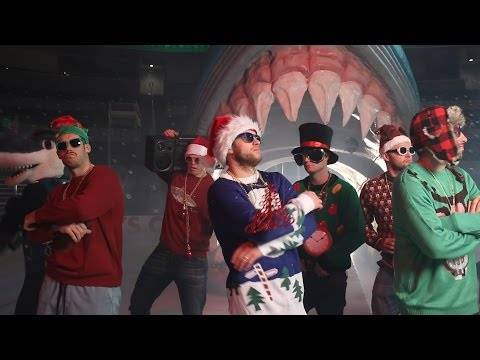 San Jose Sharks - Holiday Sweater