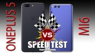 OnePlus 5 vs Xiaomi Mi6 - Speed Test! (Who's NEXT?)