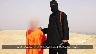 اسلامگرایان داعش یک خبرنگار آمریکایی را سربریدند