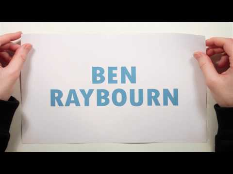 Ben Raybourn Stop Motion Animation For CCS Interview