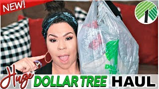 Huge DOLLAR TREE HAUL 2019 | What's New at the dollar store?!? Sensational Finds
