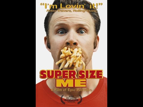 supersize me versus dying to be Watch super size me (2004) online morgan spurlock goes on a 30 day diet, eating only food from mcdonald's the film covers the effects on his physical & psychological health, the influence of the fast food industry and how it promotes poor nutrition.