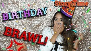 STORYTIME: BIRTHDAY BRAWL