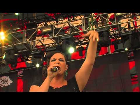 Caro Emerald - Back It Up - Sziget 2012.