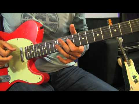 Robin Trower Day Of The Eagle Lesson