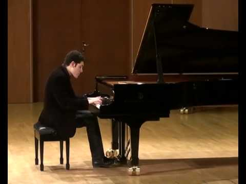 Basmadji Fares Marek Etude in F major, Op. 10 No. 8