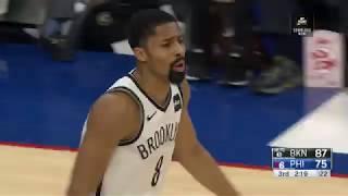 Brooklyn Nets at Philadelphia 76ers | December 12 2018