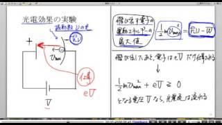 高校物理解説講義:「光電効果」講義8