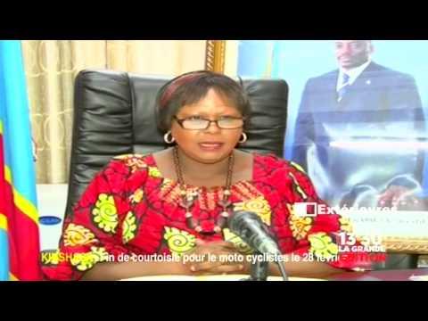 Journal de Corinne Sabwe, Edition 22 Fev 15 Congo News