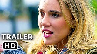 THE GIRL WHO INVENTED KISSING Official Trailer (2017) Suki Waterhouse Movie HD