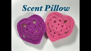 Ophelia Talks about a Scent Pillow