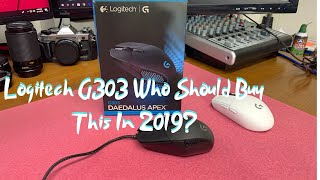 Logitech G303 my thoughts who is this good for and is it worth buying in 2019