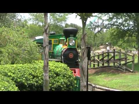 Serengheti Express at Busch Gardens Africa
