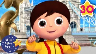 Learn How To Copy Me Song! | Fun #Learning with #LittleBabyBum | #NurseryRhymes for Kids