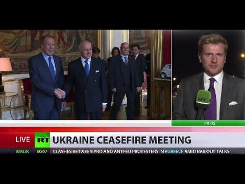Minsk agreements on Ukraine must be implemented in full – Lavrov