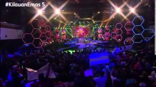 Konsert KE 5 Separuh Akhir - Mustar & Norya (Itulah Sayang)
