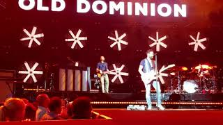 Make It Sweet Old Dominion West Palm 2018