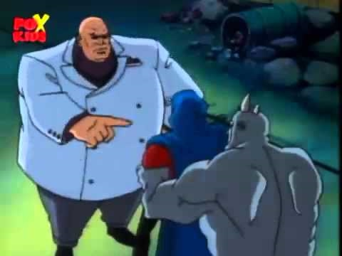 Spider-Man  Episode 57 The Six Fight Again Part 2 thumbnail