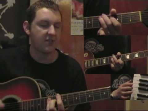Pigeon - Stone Gossard acoustic cover