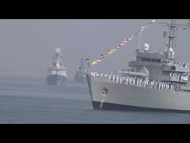 'Bridges of Friendship' Indian navy hosts Intl Fleet Review